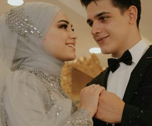 فرحً, حزنً, and حجاب image
