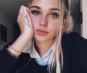 aesthetic, argentina, and blonde image