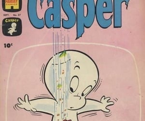casper, aesthetic, and ghost image
