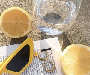 citrus, earrings, and jewelry image