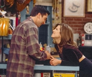 friends, rachel, and rachel green image