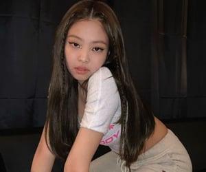 girl, jennie, and korean image