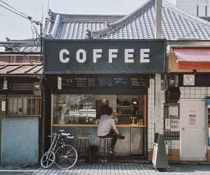 aesthetic and coffee shop image