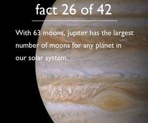 art, astronomy, and jupiter image