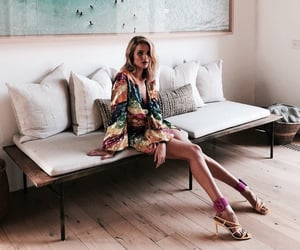 chic, classy, and colorful image