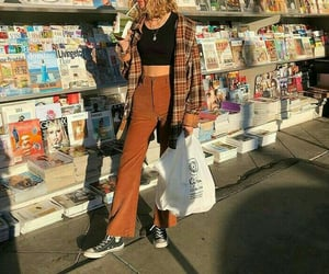 girl, inspiration, and outfit image