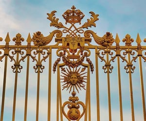 france, gates, and history image