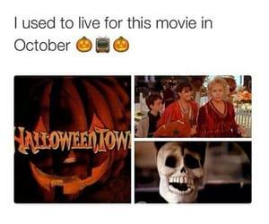 Halloween, october, and disney image