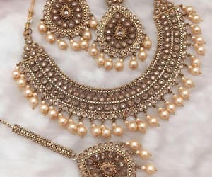 accessories, indian, and jewelry image