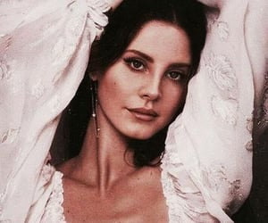 lana del rey, beauty, and style image