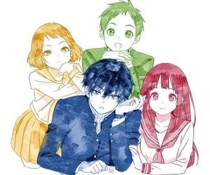 anime, hyouka, and pixiv image