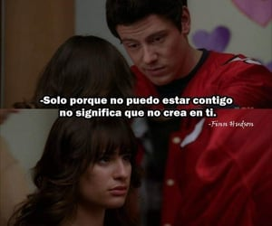 finn, glee, and finchel image