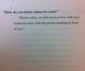 over, memories, and quotes image
