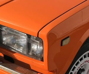 automobiles, cars, and orange image