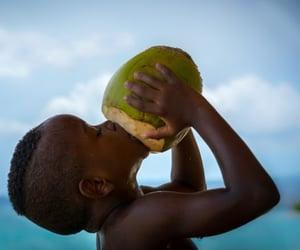 boy, child, and beach image