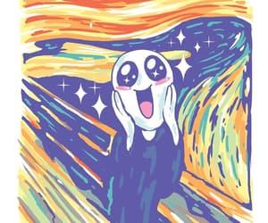 background, illustration, and kawaii image