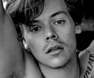 Harry Styles and boy image
