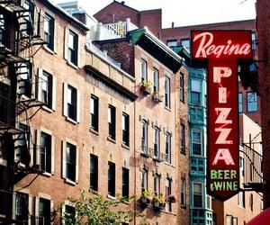 boston, restaurant, and usa image