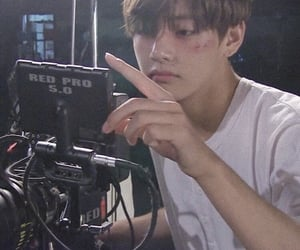 taehyung, v, and bts image