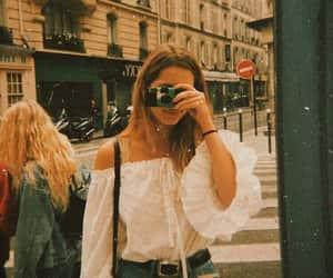 camera and city image