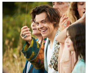 Harry Styles, gucci, and model image