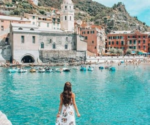 beautiful, cinque terre, and city image