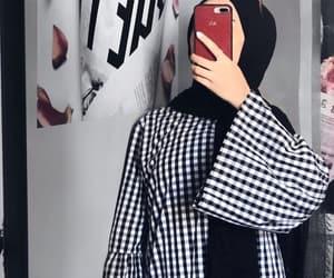 fashion, hijab, and inspiration image