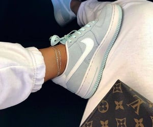 nike, shoes, and air force image