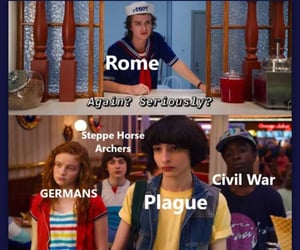 civil war, lucas, and funny image