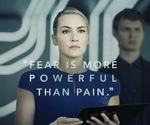 fear, quote, and quotes image