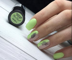 girl, girly, and green image