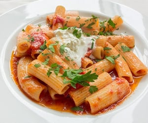 cooking, italy, and dinner image