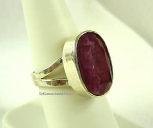 accessories, sterling silver ring, and gift wrap available image