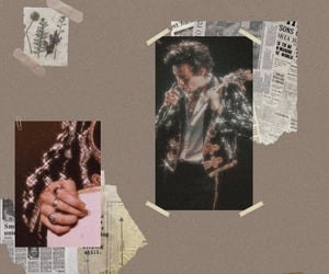 styles, vintage, and wallpaper image