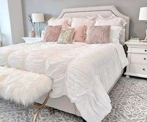 bedroom, decoration, and decoração image
