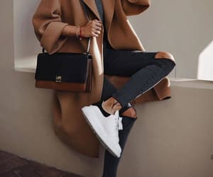 Alexander McQueen, brown, and outfit image