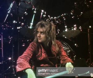 roger taylor, Queen, and drummer image