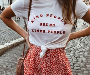 fashion, kind, and red image