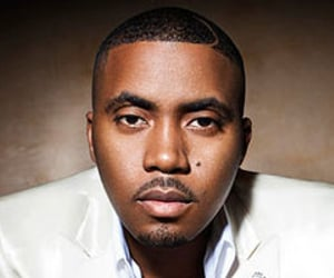 music, nas, and rapper image