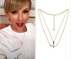 jewelry, social media, and Taylor Swift image