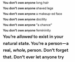 feminism, girl power, and self love image