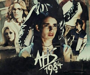 1984, ahs, and american horror story image