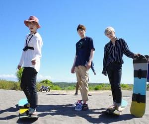 jun, mingyu, and seungcheol image