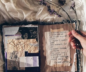 journal, journaling, and aesthetic image