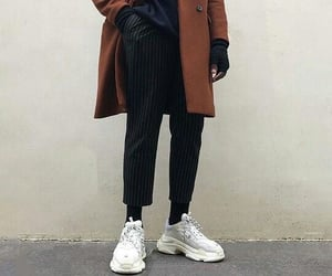 aesthetic, menswear, and style image