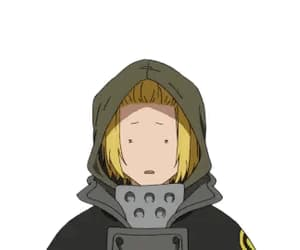 anime, gif, and fire force image