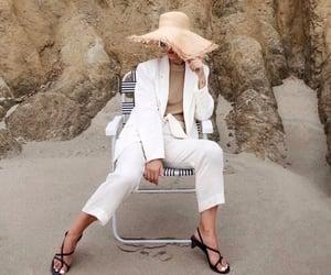 aesthetics, beach, and fashion image