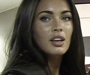 actress, beautiful, and megan fox image