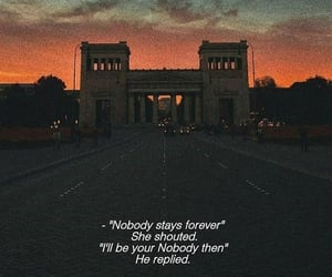 quotes, love, and nobody image