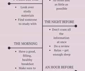 exam, school, and book image
